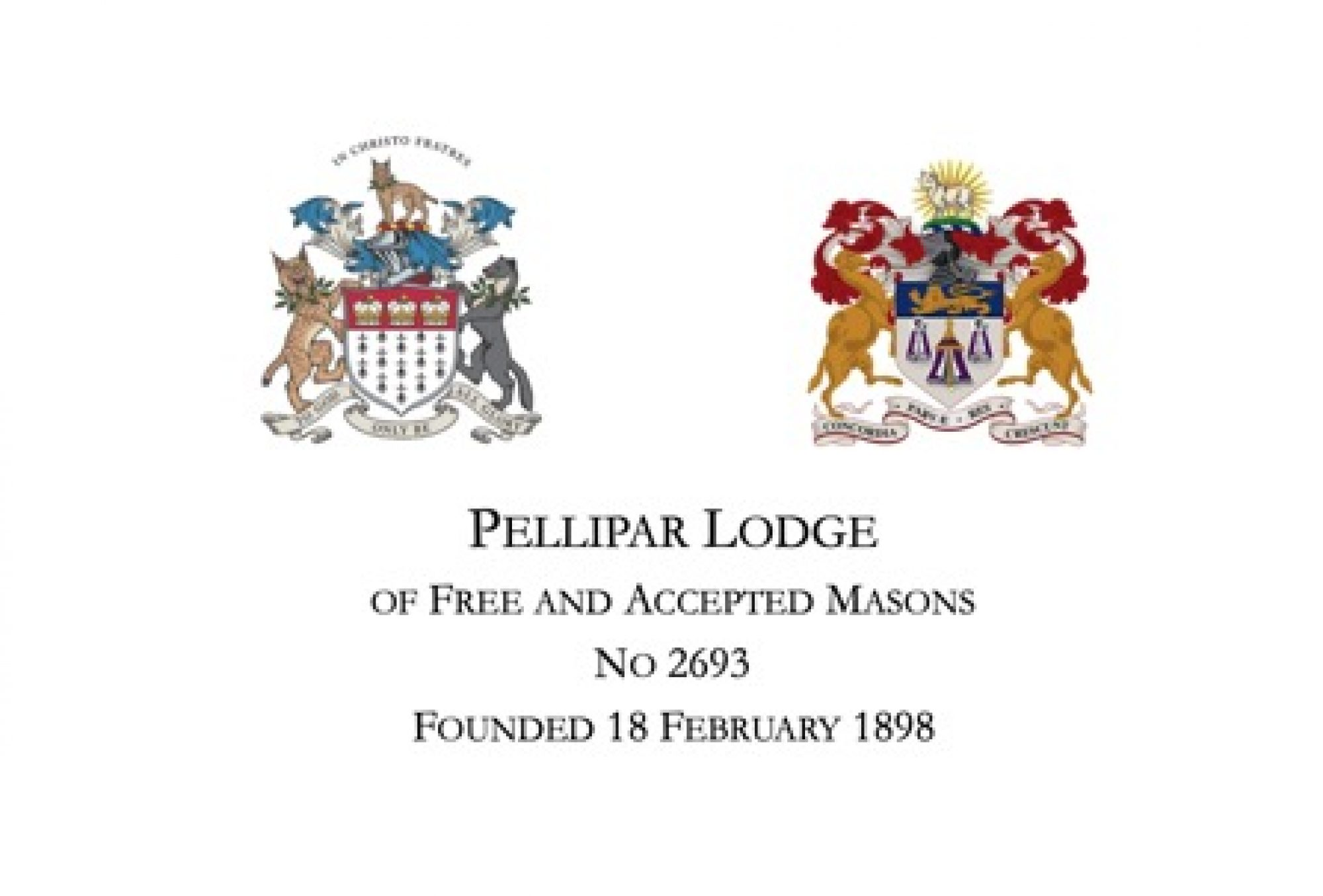 Pellipar Lodge No 2693